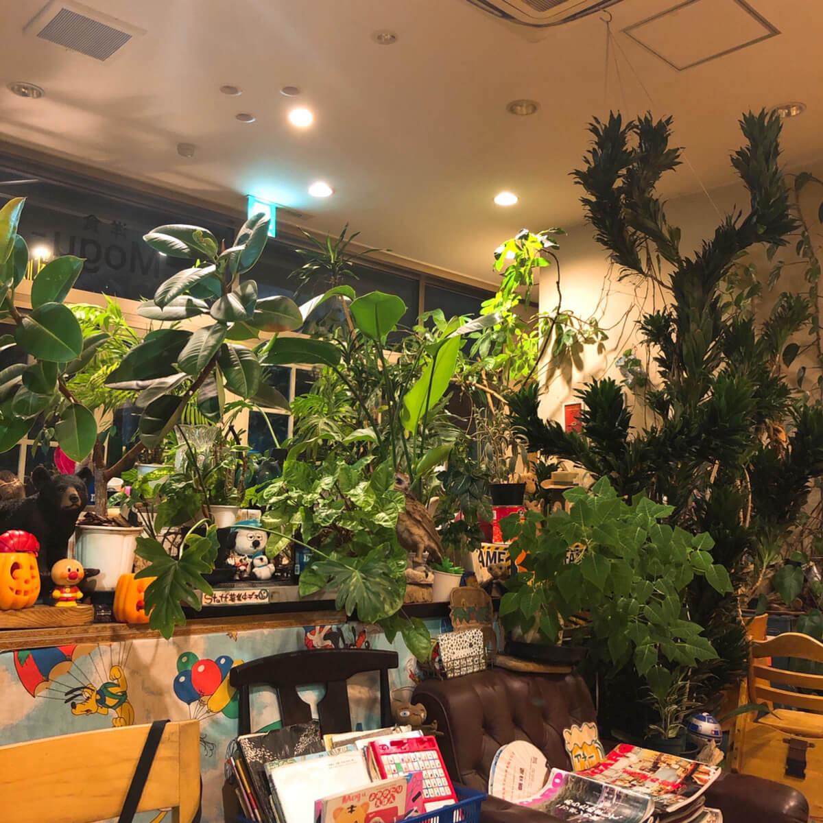 洋食 Moguの店内写真